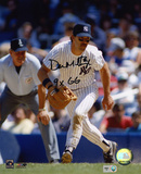 Don Mattingly New York Yankees with 9x Gold Glove Inscription