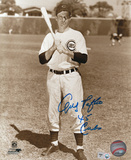 Andy Pafko Chicago Cubs with '45 Cubs Inscription Autographed Photo (Hand Signed Collectable)