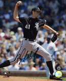 Brandon Mccarthy Chicago White Sox Autographed Photo (Hand Signed Collectable)