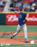 Kerry Wood Chicago Cubs Autographed Photo (Hand Signed Collectable)