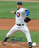 Ryan Dempster Chicago Cubs Autographed Photo (Hand Signed Collectable)