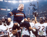 Buddy Ryan Chicago Bears Autographed Photo (Hand Signed Collectable)