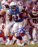 LaDainian Tomlinson San Diego Chargers - vs. Bills Autographed Photo (Hand Signed Collectable)