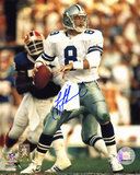 Troy Aikman Dallas Cowboys Autographed Photo (Hand Signed Collectable)