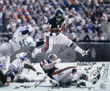 Chicago Bears 1985 Team Signed Autographed Photo (Hand Signed Collectable)