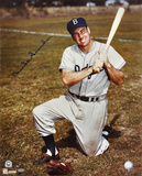 Duke Snider Brooklyn Dodgers Autograph Autographed Photo (Hand Signed Collectable)