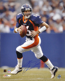 Jake Plummer Denver Broncos - Running Autographed Photo (Hand Signed Collectable)