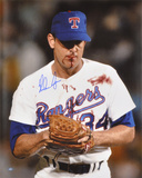 Nolan Ryan Texas Rangers Autographed Photo (Hand Signed Collectable)