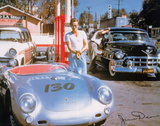 James Dean Movie (Porshe)