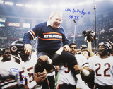 Buddy Ryan & Otis Wilson Chicago Bears Super Bowl XX Dual Autographed Photo (H& Signed Collectable)