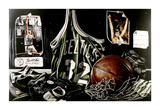 Kevin McHale Boston Celtics ''Tribute to Greatness''  20x30 Litho By Allen Hackney