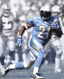LaDainian Tomlinson San Diego Chargers Autographed Photo (Hand Signed Collectable)