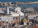 View Over the Kasbah of Algiers, Algiers, Algeria, North Africa, Africa
