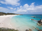 Horseshoe Bay Beach, Bermuda, Central America