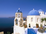 Oia (Ia), Island of Santorini (Thira), Cyclades Islands, Aegean, Greek Islands, Greece, Europe