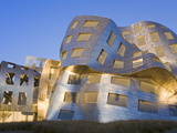 Cleveland Clinic Lou Ruvo Center For Brain Health, Architect Frank Gehry, Las Vegas, Nevada, USA