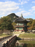 Gyeongbokgung Palace (Palace of Shining Happiness), Seoul, South Korea, Asia