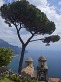 Buy View From Villa Rufolo Gardens, Ravello, Amalfi, Campania, Italy, Europe at AllPosters.com