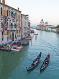 Grand Canal, Venice, UNESCO World Heritage Site, Veneto, Italy, Europe