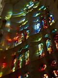 Sagrada Familia, UNESCO World Heritage Site, Barcelona, Catalonia, Spain, Europe