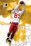 Washington Redskins (Santana Moss, Catching Football)