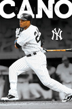 New York Yankees Robinson Cano Poster