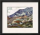 Buy Van Gogh: Landscape, 1890 at AllPosters.com