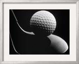 Golf Club and Golf Ball
