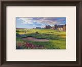 St Andrews Framed Art Print