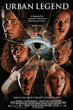 Urban Legend Movie Alicia Witt Jared Leto Tara Reid Original Poster Print