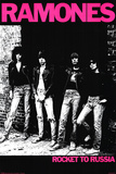 Ramones (Rocket to Russia) Music Poster Print Poster