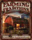Farming Traditions Generation to Generation