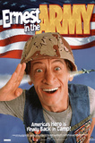 Ernest in the Army Movie Jim Varney Hayley Tyson David Muller Original Poster Print