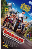 Barnyard: The Original Party Animals Movie (On Bikes, Original) Poster Print