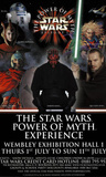 Star Wars Ep 1 Power of Myth Huge Original POSTER Darth Maul