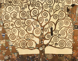 Gustav Klimt (Tree of Life) Art Print Poster,