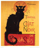 Buy Theophile Steinlen (Tournee du Chat Noir) Art Poster Print at AllPosters.com
