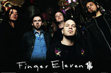 Finger 11 Group Music Poster Print