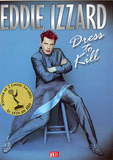 Eddie Izzard (Dressed To Kill) Comedy Postcard