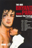 HBO Bryant Park 2006 Fil Festival (Rocky) Lobby Card Movie Postcard Print
