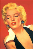 Marilyn Monroe Headshot Movie Postcard