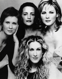 Sex and the City Glossy Photograph (Cast) TV