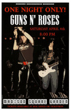 Guns N Roses Madison Square Garden Music Poster Print Masterprint