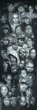 Rap Gods (Collage) Music Poster Print