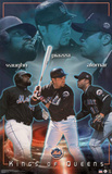 New York Mets Kings of Queens Sports Poster Print