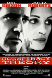 Conspiracy Theory Movie Mel Gibson Julia Roberts Original Poster Print