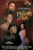 The Players Club Movie Bernie Mac Monica Calhoun Jamie Foxx Ice Cube Original Poster Print