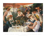 Buy The Luncheon of the Boating Party, c.1881 at AllPosters.com