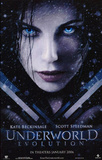 Underworld Evolution Movie (Kate Beckinsale, Original) Poster Print