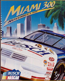 NASCAR (Miami 300, Busch) Sports Poster Print